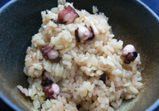 蛸飯(たこめし)